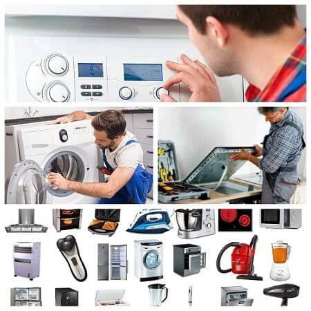 Servicio de asistencia técnica en neveras con Reparación de Electrodomésticos Boquiñeni